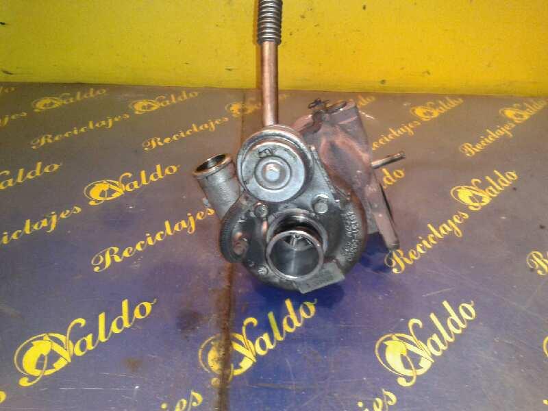 Turbocompresor de Citroen Jumper caja abierta (06.2006 =>) (2006 - 2015) 6U3Q6K682AE