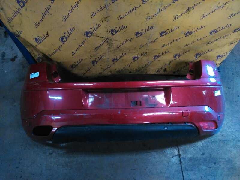 Paragolpes trasero de Citroen C4 coupe (2004 - 2011)