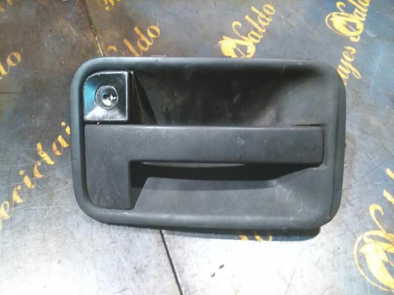 Maneta exterior trasera derecha de Citroen Jumpy (1995 - 2007) 1473216077