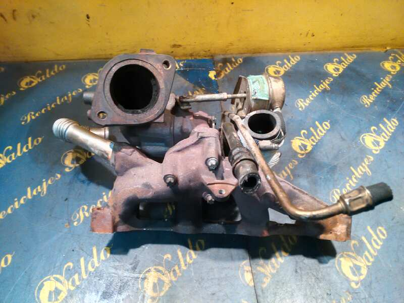 Turbocompresor de Opel Astra f berlina (1991 - 1998) 90499271
