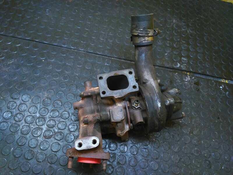 Turbocompresor de Nissan Terrano/terrano.ii (r20) (1993 - 2007)