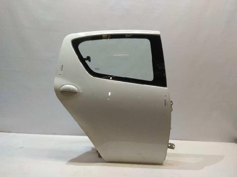 Puerta trasera derecha de Toyota Aygo (2014 - ...)
