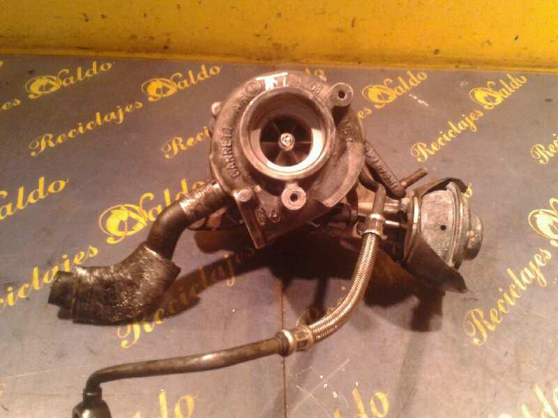 Turbocompresor de Peugeot Expert tepee (2007 - 2012) 9661306080