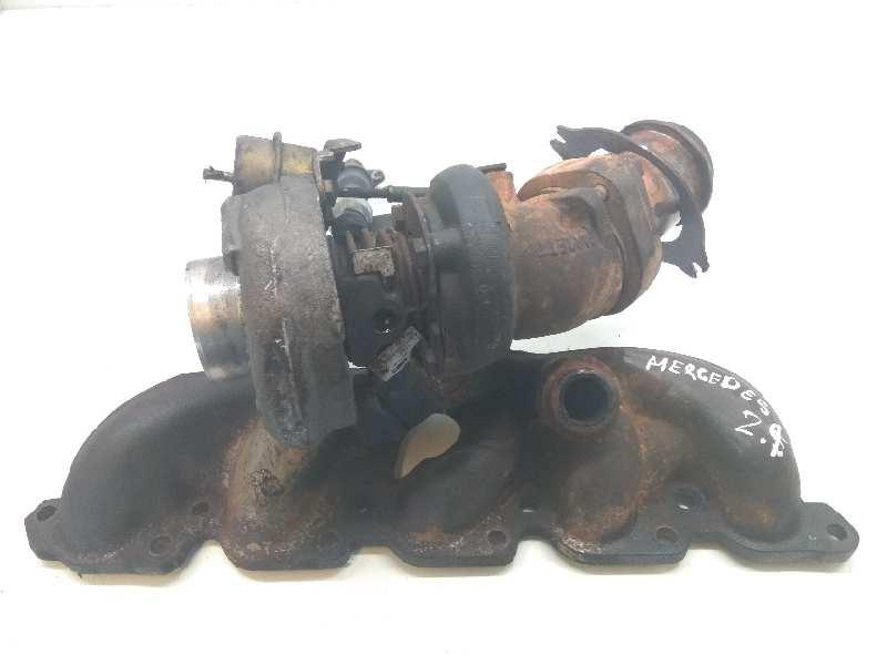 Turbocompresor de Mercedes Clase e (w210) familiar (1996 - 2003) A6020960599