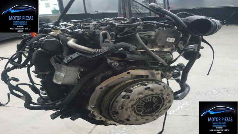 Motor completo de Skoda Octavia berlina (1z3) (2008 - 2014)