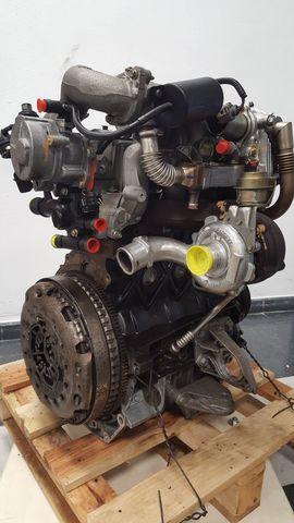 Motor completo de Renault Scenic ii (2003 - 2009)