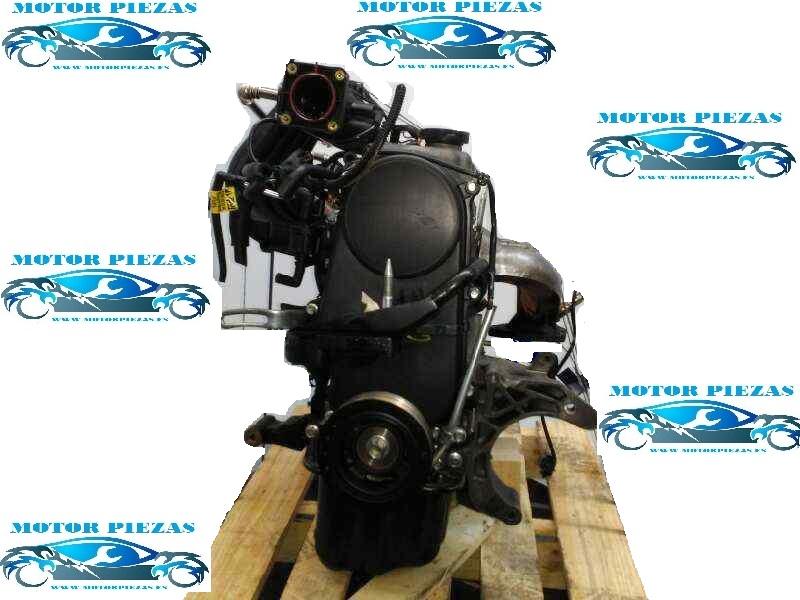 Motor completo de Chevrolet Kalos (2005 - 2009)