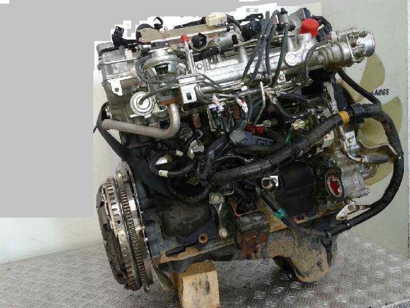 Motor completo de Ford Ranger (es) (2009 - 2011)