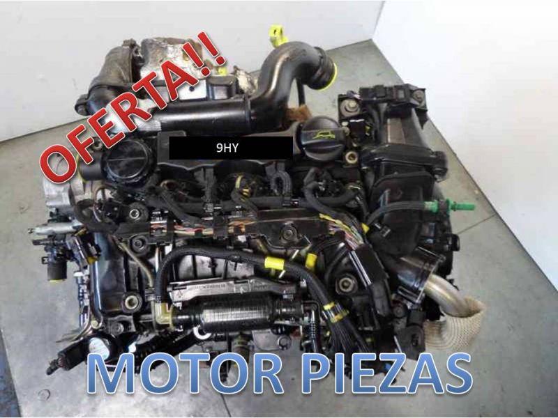 Motor completo de Citroen C4 berlina (2004 - 2011)