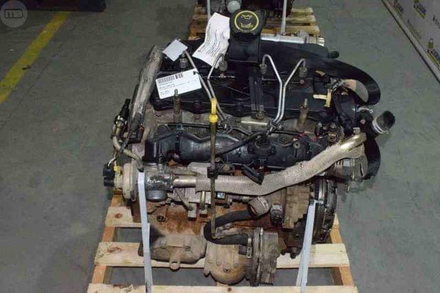 Motor completo de Ford Transit caja cerrada, larga (fy) (2000 =>) (2000 - 2006)