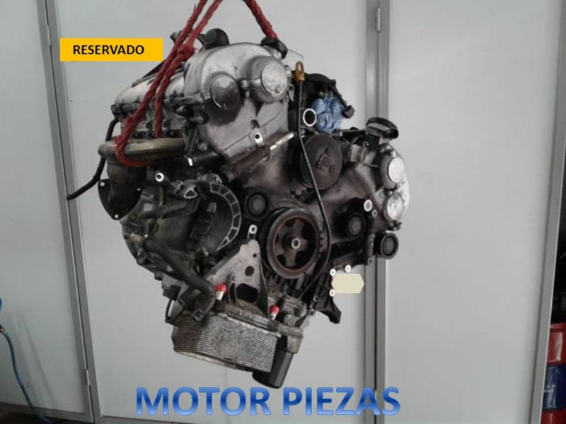 Motor completo de Porsche Cayenne (typ 9pa) (2002 - 2007)
