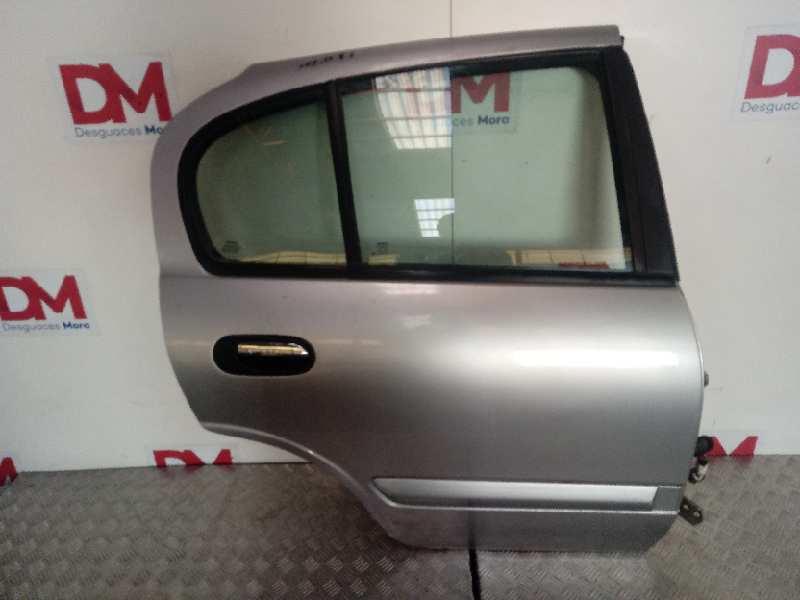 Puerta trasera derecha de Nissan Almera (n16/e) (2000 - 2006) 821005M431