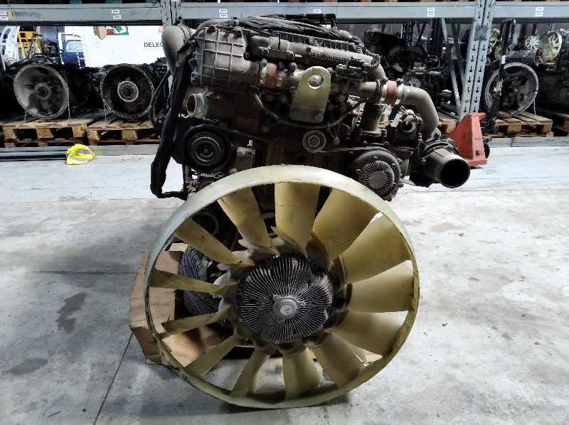 Motor completo de Mercedes 1848 ls OM471