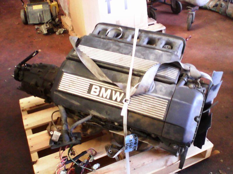 Motor completo de Bmw Serie 5 berlina (e39) (1995 - 2003)