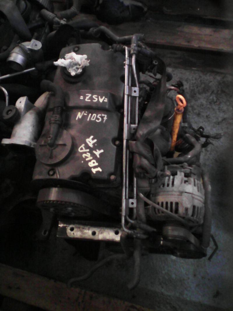 Motor completo de Seat Ibiza (6l1) (2001 - 2009) Asz