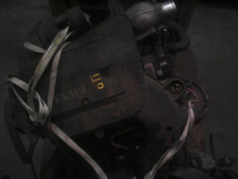 Motor completo de Renault Megane i berlina hatchback (ba0) (1995 - 1999) F9q 744