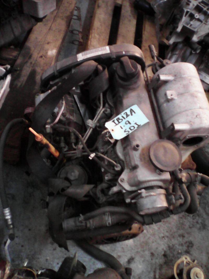 Motor completo de Seat Ibiza (6l1) (2001 - 2009)