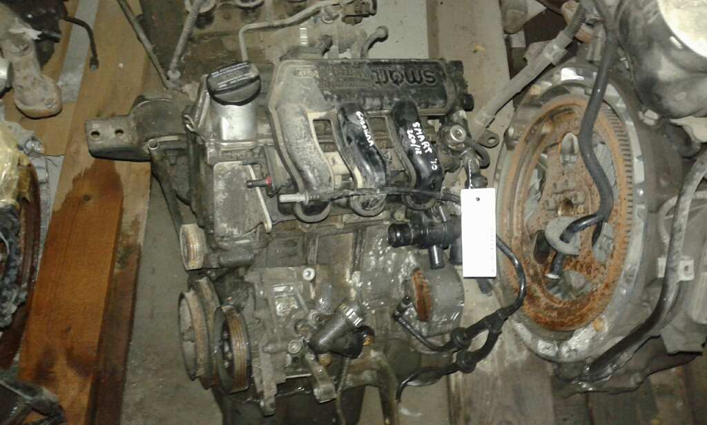 Motor completo de Smart   Coupe  Scape   160910