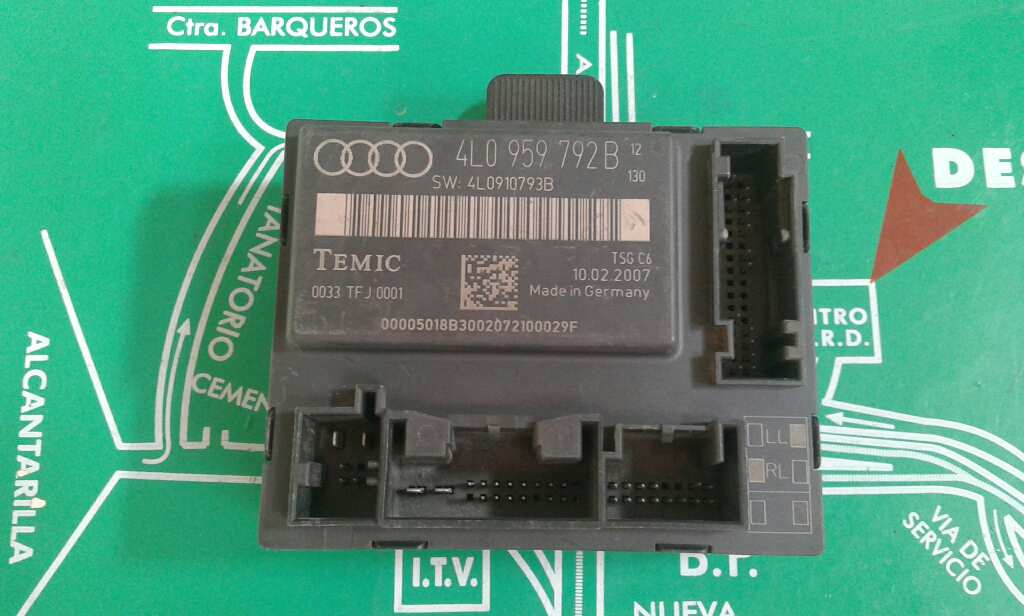 Modulo confort de Audi Q7 (4l) (2006 - 2015) 4L0959792B