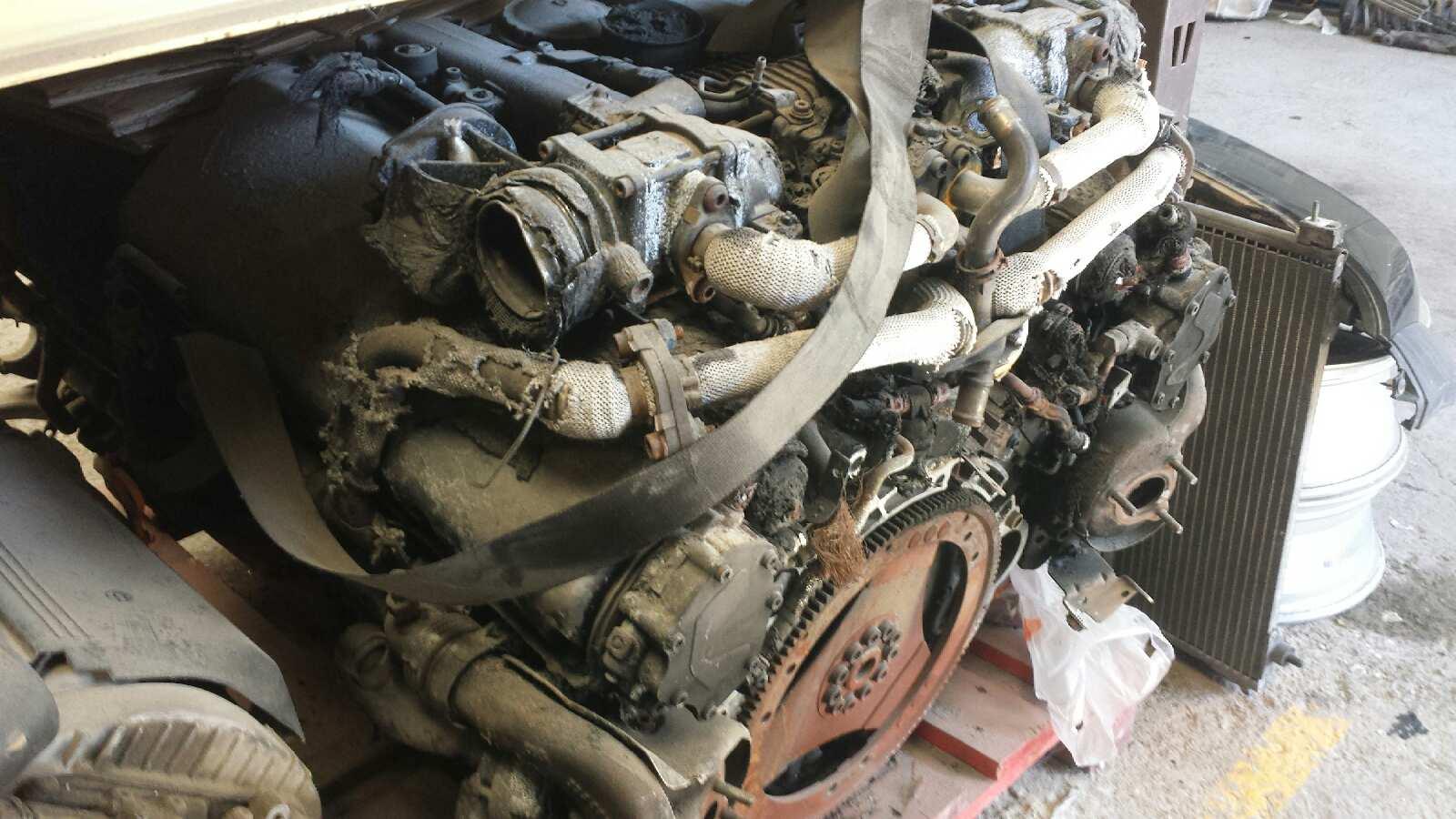 Motor completo de Volkswagen Touareg (7la) (2002 - 2007) BLE