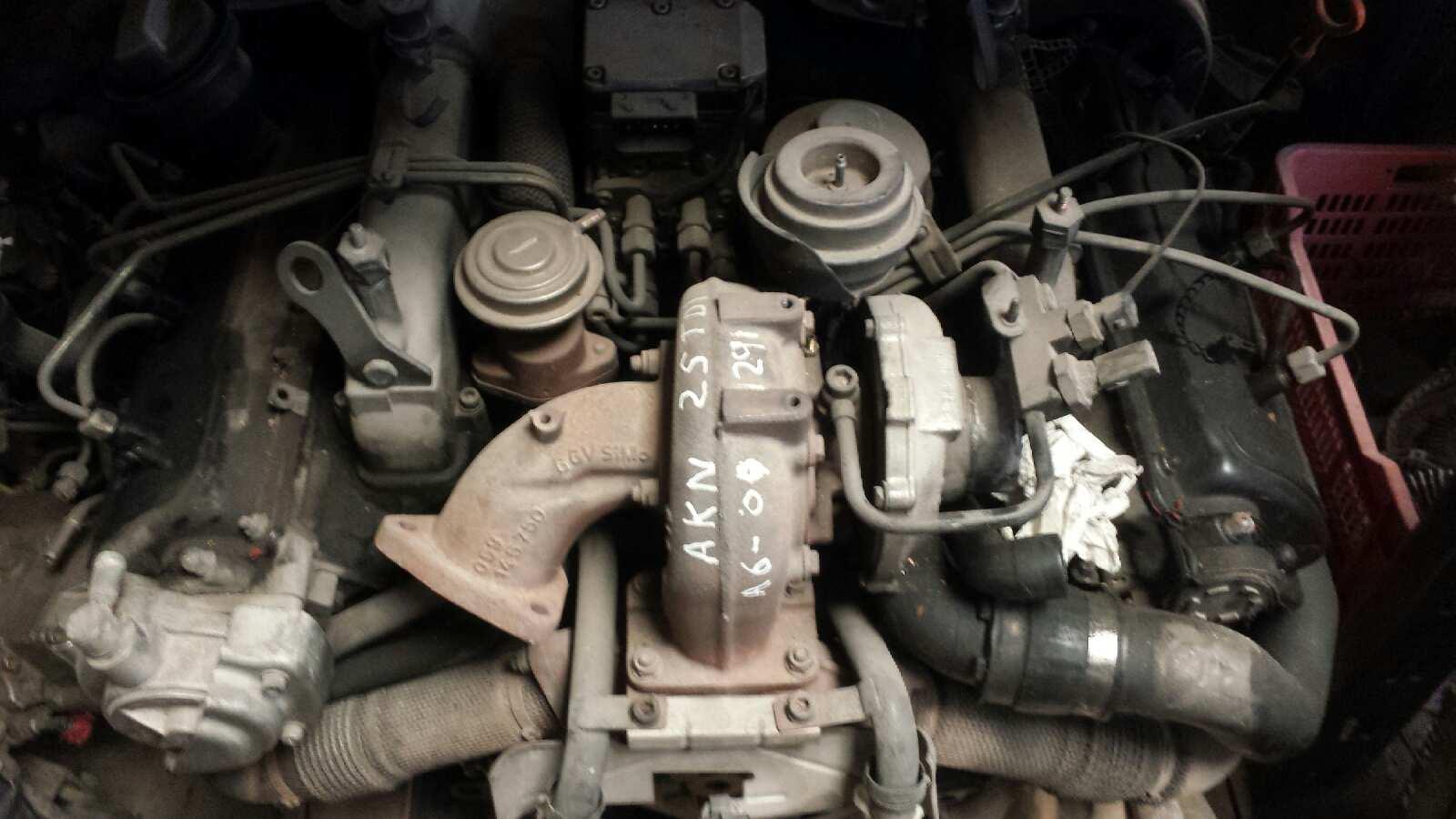 Motor completo de Audi   A6 Berlina 2.5 Tdi   AKN