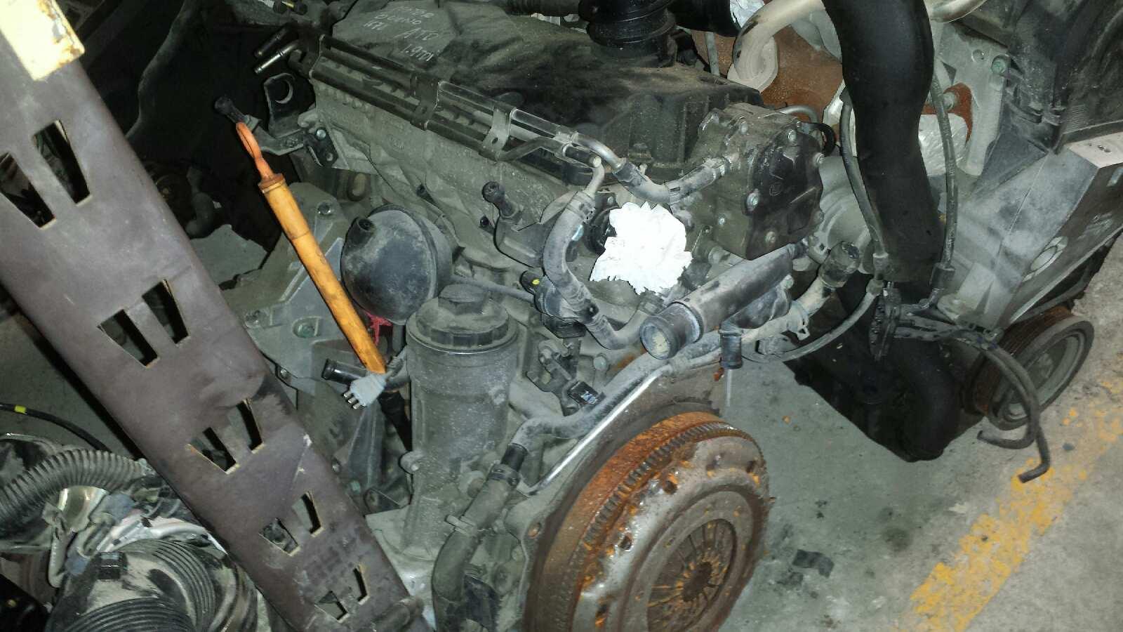 Motor completo de Seat   Ibiza Stella   ATD