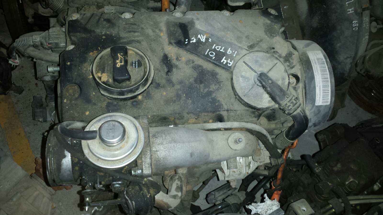 Motor completo de Audi   A4 Berlina 1.9 Tdi   AVF