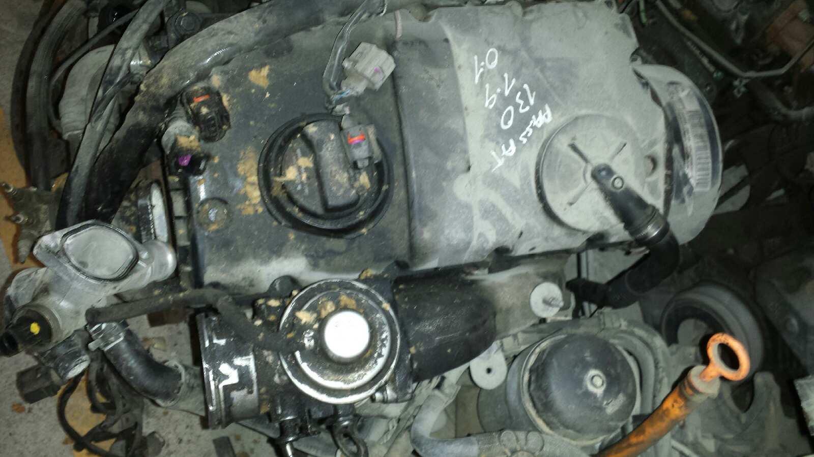 Motor completo de Volkswagen   Passat Berlina Comfortline   AVF