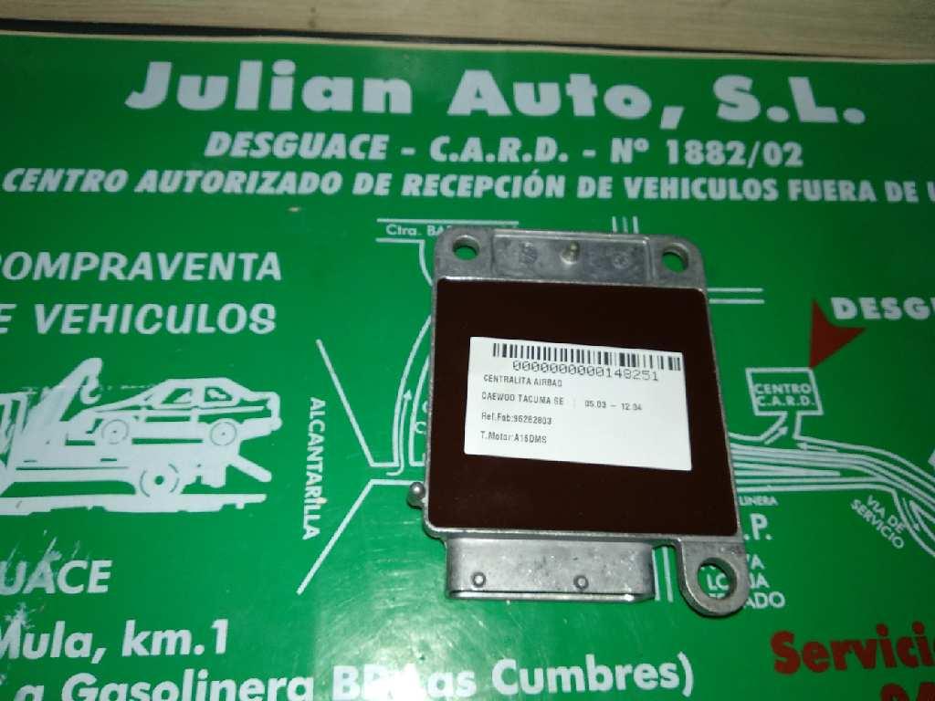 Centralita airbag de Daewoo Tacuma (2000 - 2004) 96282803
