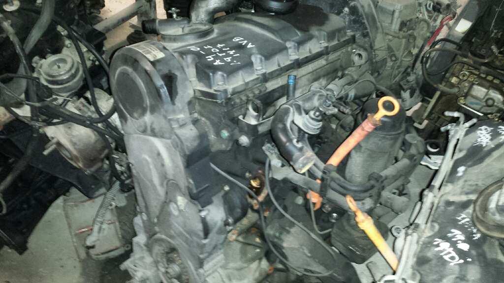 Motor completo de Audi A4 berlina (8e) (2000 - 2004) AVB