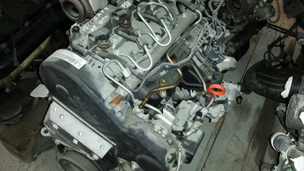 Motor completo de Audi A1 sportback (8xa) (2011 - 2014) CAYB