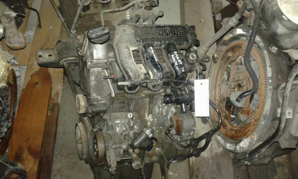 Motor completo de Smart Coupe (1998 - 2003) 160910