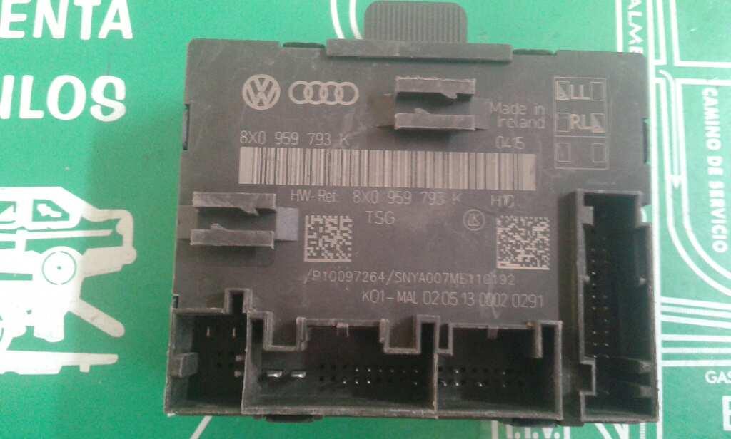 Modulo confort de Audi A1 sportback (8xa) (2011 - 2014) 8X0959793K