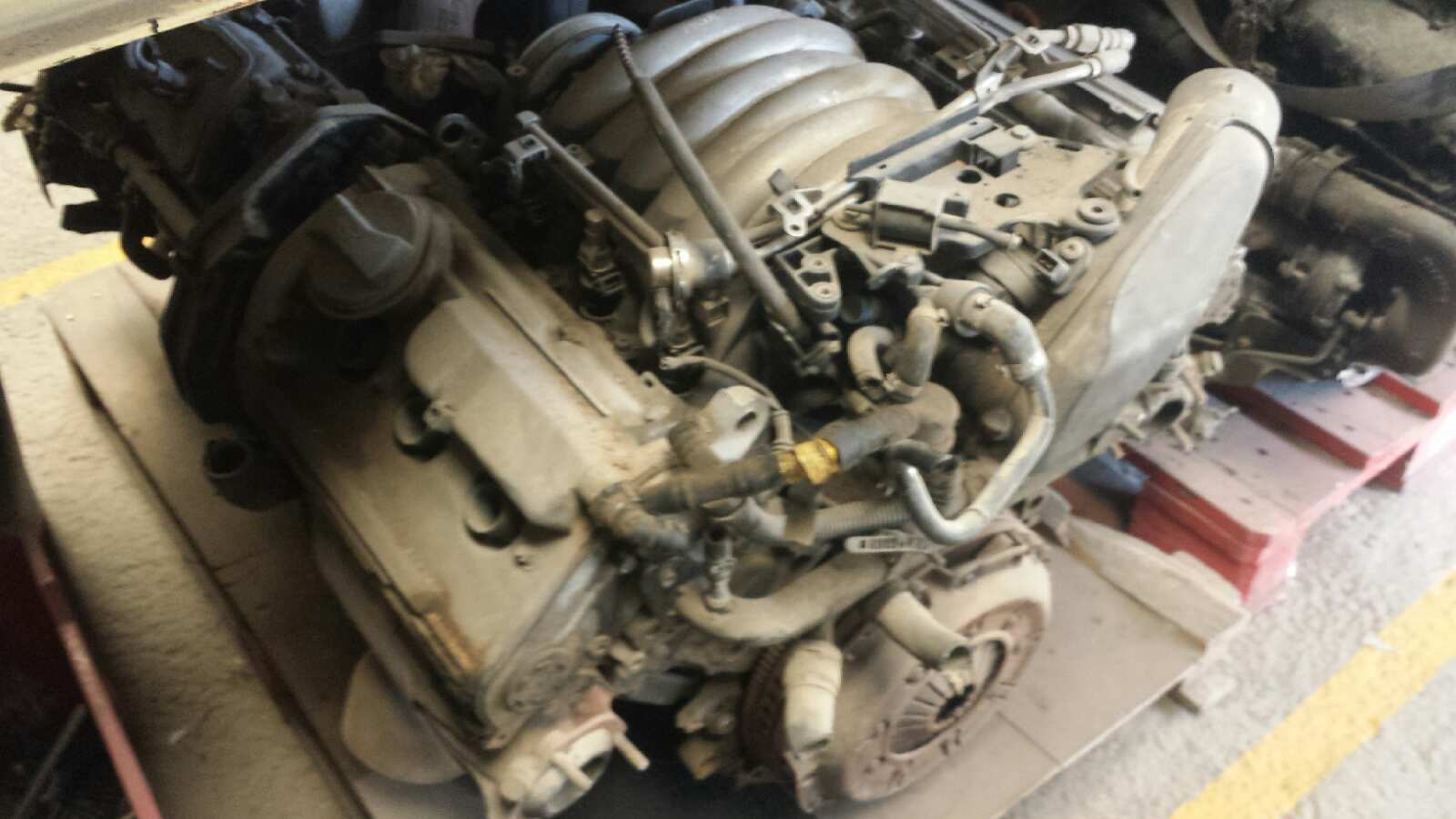 Motor completo de Audi A6 berlina (4b2) (1997 - 2001) AGA