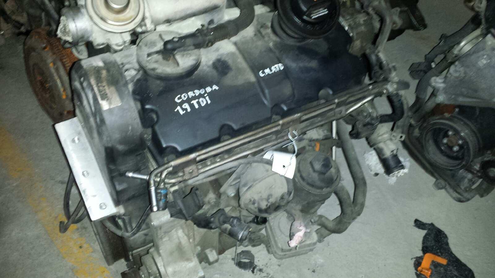 Motor completo de Seat Cordoba berlina (6l2) (2002 - 2009) ATD