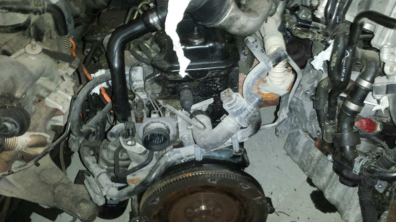 Motor completo de Volkswagen Caddy ka/kb (9k9) (1995 - ...)