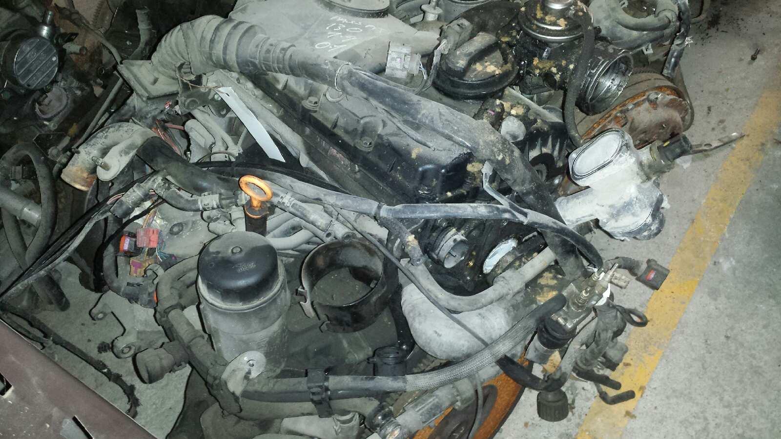 Motor completo de Volkswagen Passat berlina (3b3) (2000 - 2005)