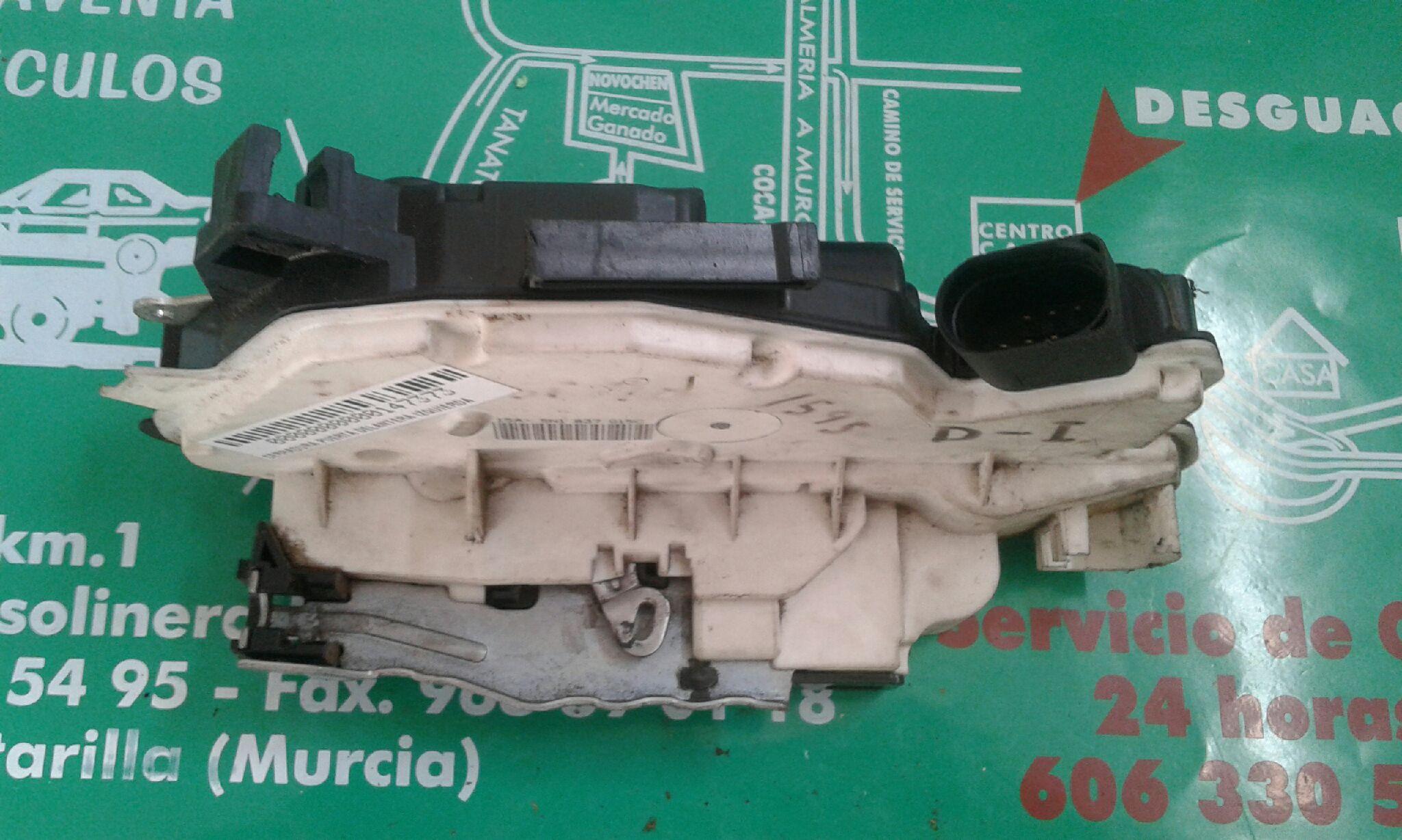 Cerradura puerta delantera izquierda de Seat Ibiza st (6j8)(03.2010->) (2010 - ...) 5N1837015C