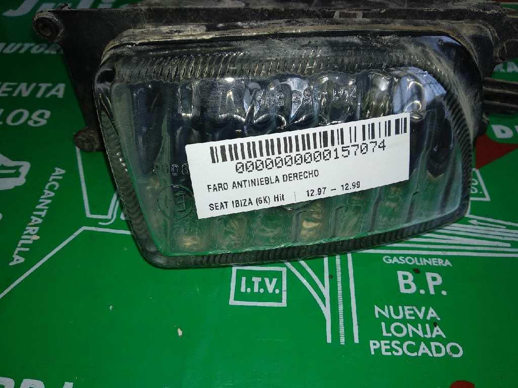 Faro antiniebla derecho de Seat Ibiza (6k) (1993 - 1999)