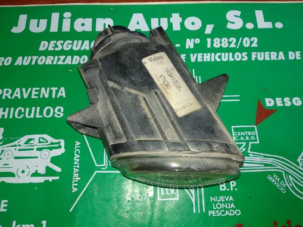 Faro antiniebla derecho de Seat Toledo (1m2) (1999 - 2004)