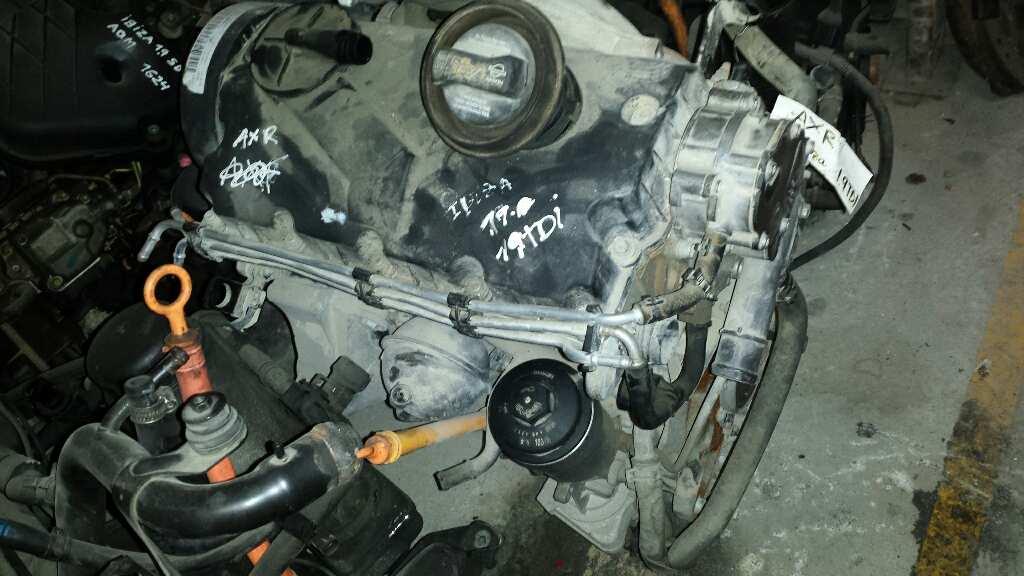 Motor completo de Seat Ibiza (6l1) (2001 - 2009) AXR