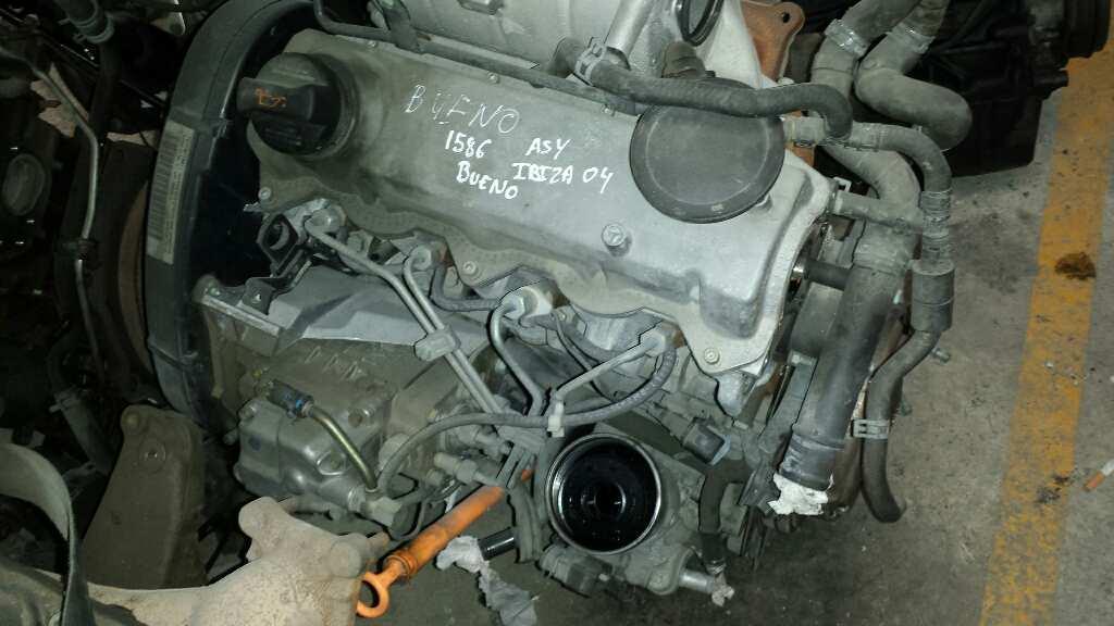Motor completo de Seat Ibiza (6l1) (2001 - 2009) ASY