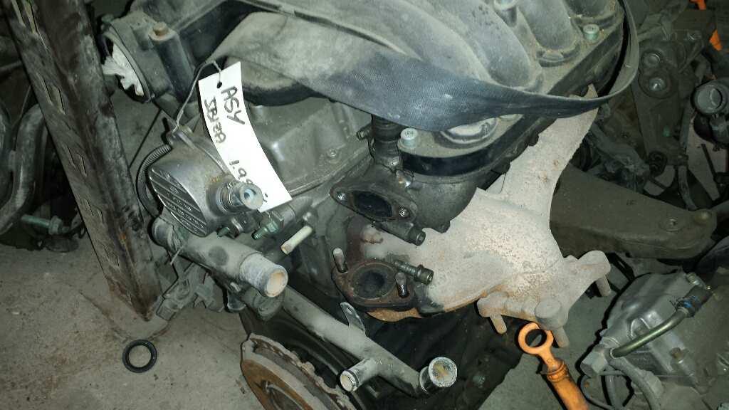 Motor completo de Seat Ibiza (6k1) (1999 - 2002) ASY