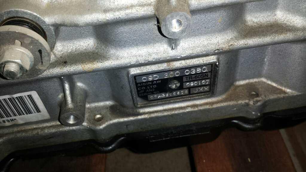 Caja cambios de Audi Q7 (4l) (2006 - ...) JXX