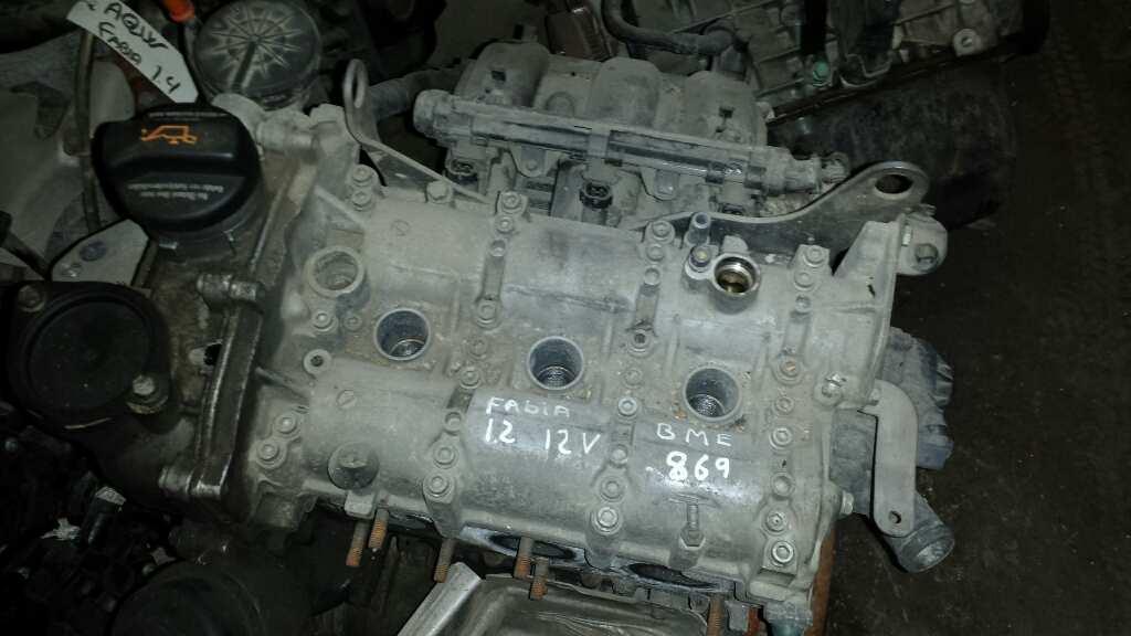 Motor completo de Skoda Fabia (6y2/6y3) (2000 - 2007) BME