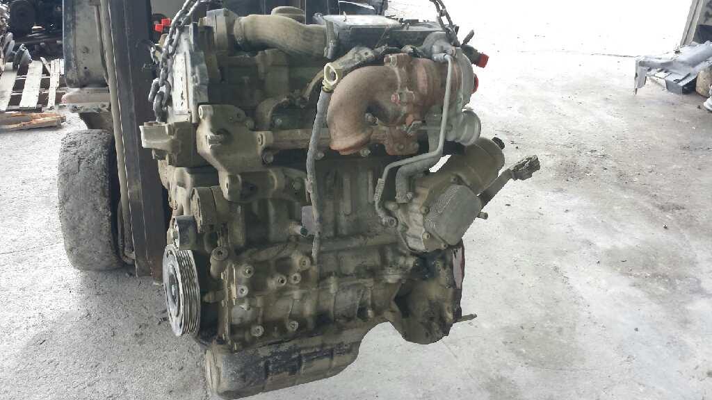 Motor completo de Peugeot 206 berlina (1998 - 2010) 8HX