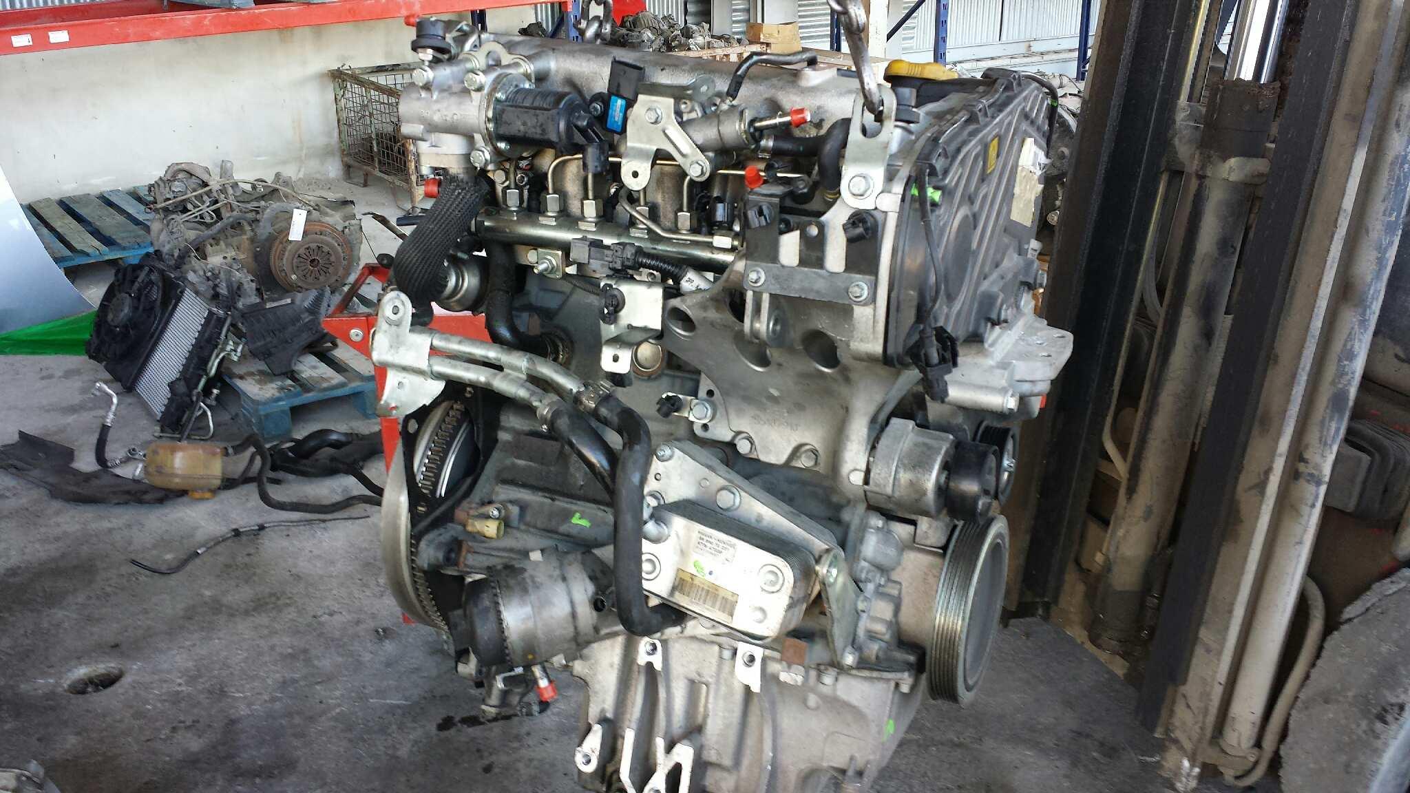 Motor completo de Opel Zafira b (2005 - 2014) Z19DT
