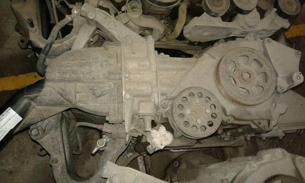 Motor completo de Mercedes-benz Bm serie 168 clase-a (1997 - 2004) 166960