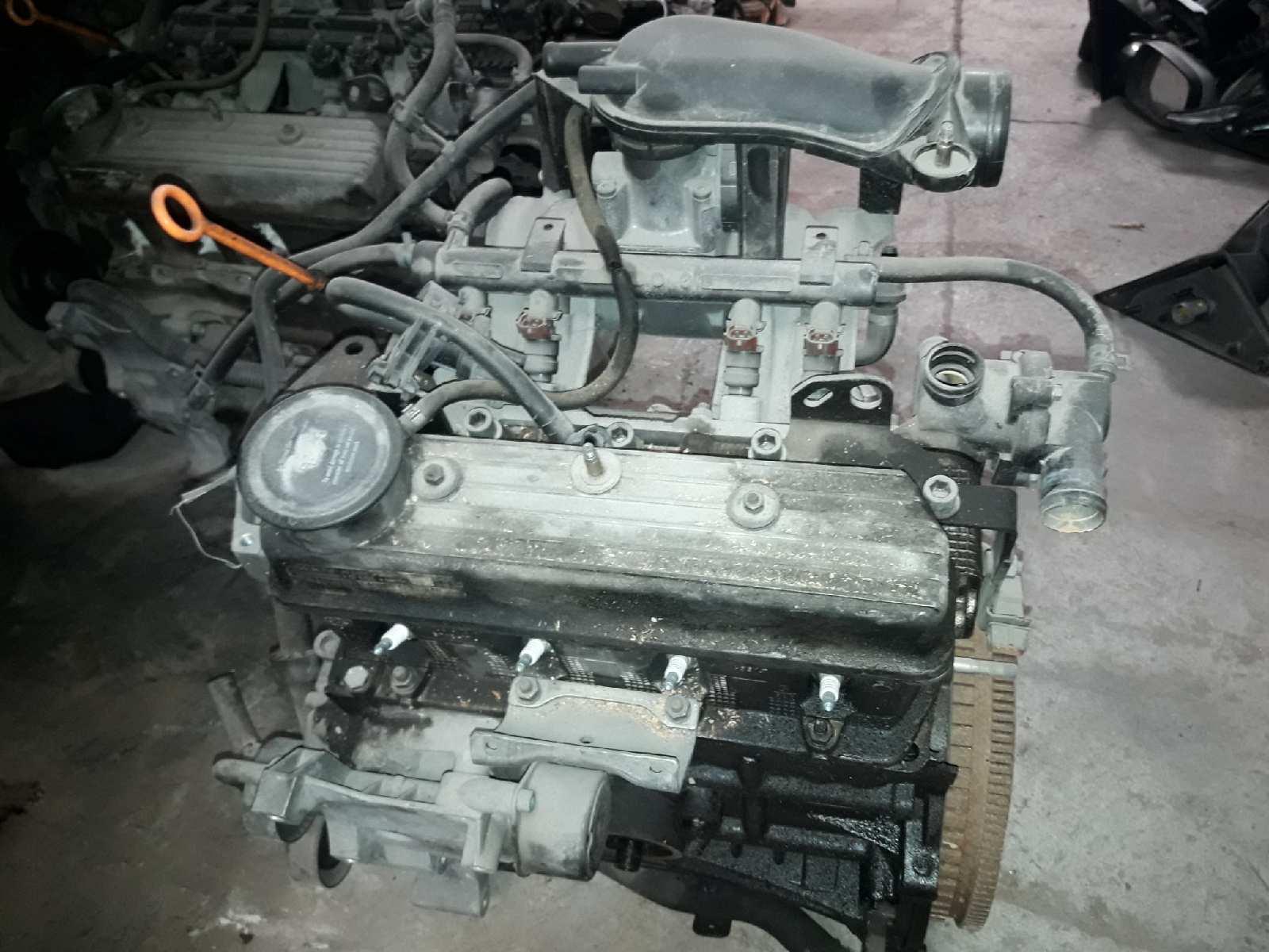 Motor completo de Skoda Fabia (6y2/6y3) (2000 - 2007) AZF