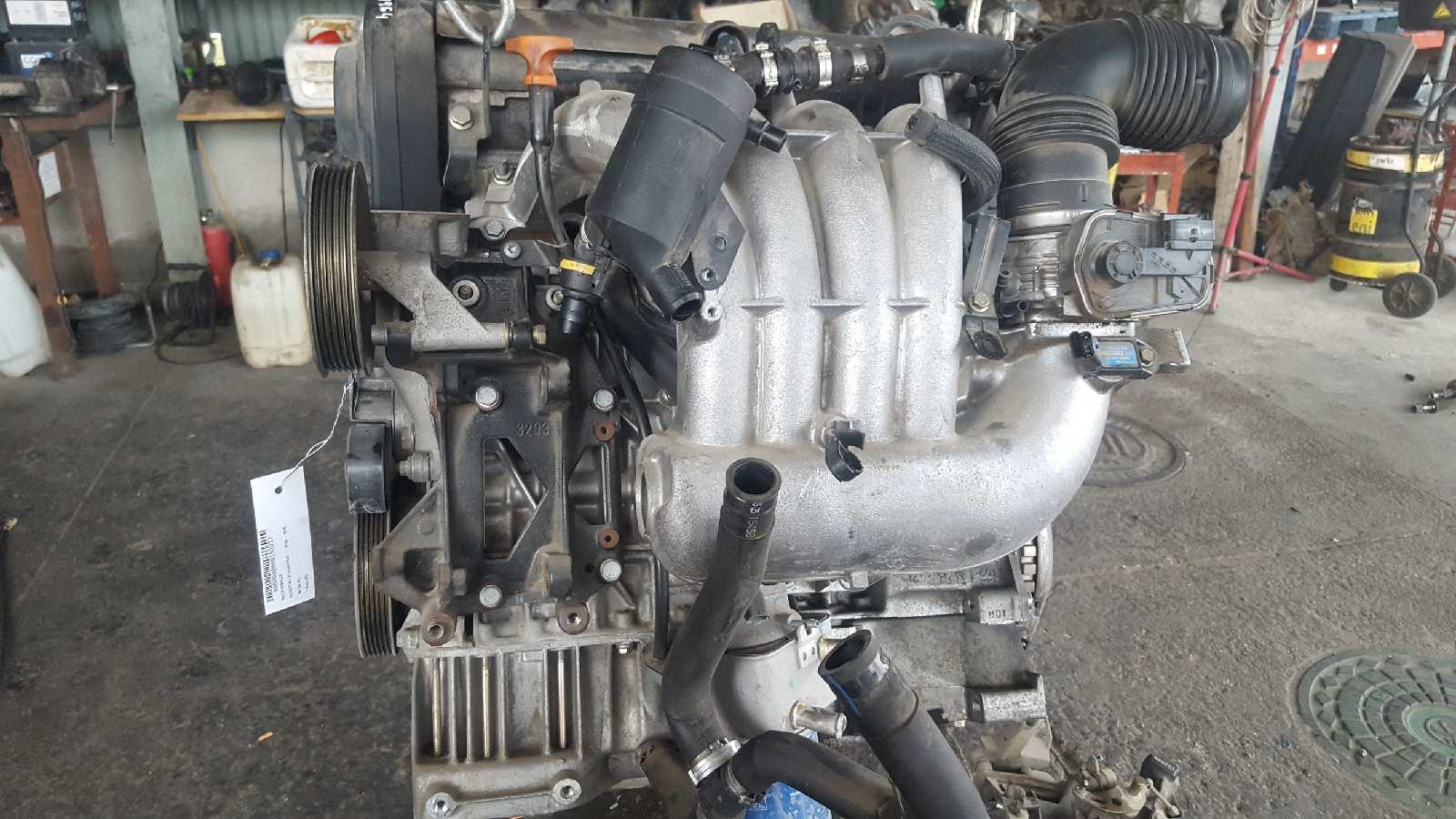 Motor completo de Peugeot 407 (2004 - 2011) 3FZ